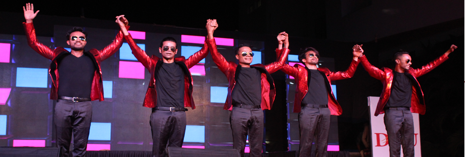 MJ5 Dance Group Magical Performance during Parakram 2K19